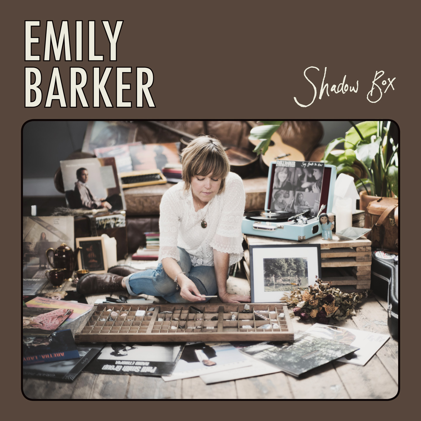 Emily Barker - Shadow Box
